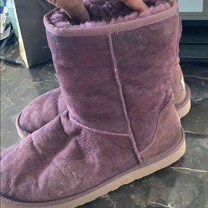 UGG Shoes - Purple Uggs💖💖